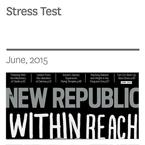Stress Test audiobook cover art
