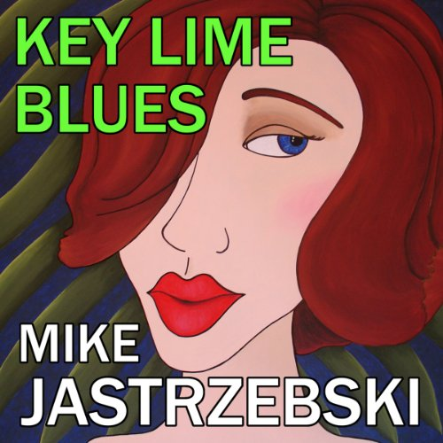 Key Lime Blues audiobook cover art