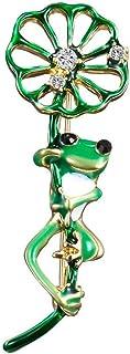 Broche de rana de loto popular de PULABO, práctico y popular