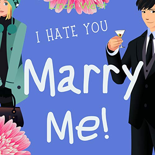 『I Hate You. Marry Me!』のカバーアート