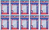 KMC Perfect Size Card Sleeves Mini [10 Packs]