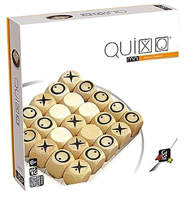 Gigamic - QUIXOTRA - Jeu de Réflexion - Quixo Mini