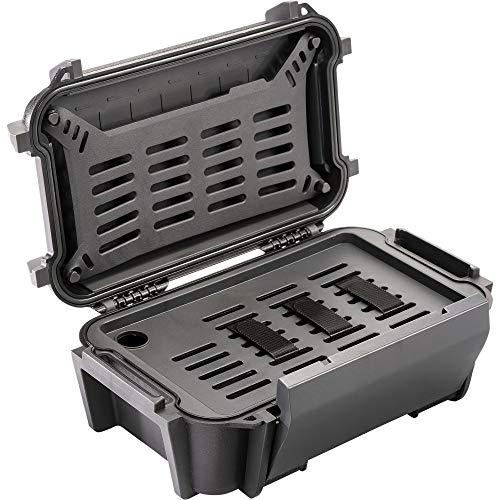 Peli Ruck Case R60 zwart outdoor koffer camerakoffer waterdicht stofdicht IP68