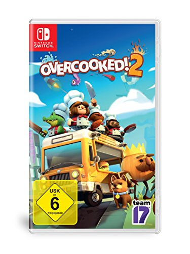 Overcooked! 2 - [Nintendo Switch]