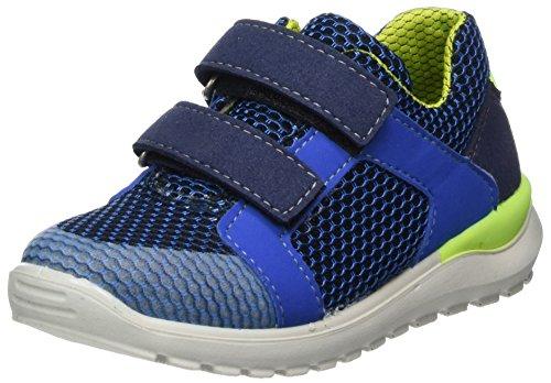 RICOSTA Jungen Anton Sneaker, Blau (Royal/Azur), 28 EU