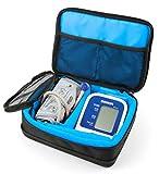 DURAGADGET Trousse rembourrée pour Votre tensiomètre OMRON M2 et M3, RS1 / RS3 / RS7, AEG BNG...