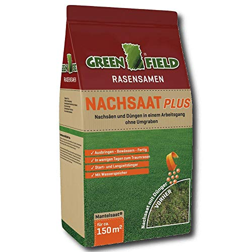Inconnu Greenfield Réensemencement Plus (5 kg)