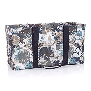 Thirty One Large Utility Tote in Brushed Bloom - No Monogram - 3121