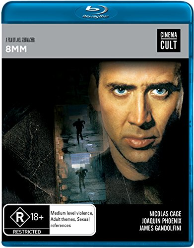 8MM (Cinema Cult) (Blu Ray)