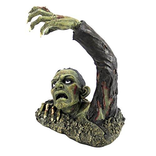 estatua zombie de la marca Design Toscano