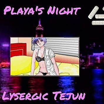 Playa's Night