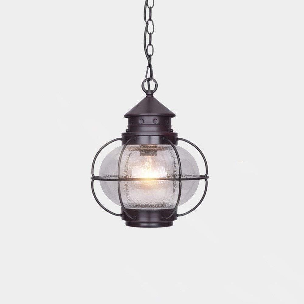 WEIJINGRIHUA Max 82% OFF Pendant Light Outdoor Garden Lights sale Rainproof Outsi