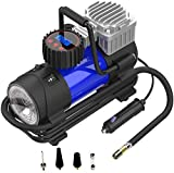 Best 12v Compressors - LYSNSH 12V DC Portable Air Compressor - 150 Review