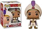 Prncipes Ali Figura Aladdin Exquisito Paisaje decoracin Adornos Resina artesana mueca coleccin