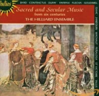 Sacred & Secular Music From 6 Centuries
