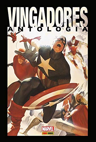 Vingadores. Antologia