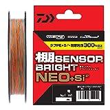 ダイワ(DAIWA) PEライン UVF棚センサーブライトNEO+Si2 2号 200m 5カラー(カラーマーキング付)