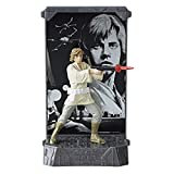 Toys and Games Black series titanium series figures Inspired by the 40th Anniversary of Star Wars: A New Hope Detailed appearance and movie-real design Expand and enhance star wars collections Recommended Age: 4 Years; Color: Multi Color Material: Pl...