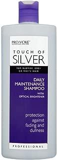Pro:voke Touch of Silver Daily Maintenance Shampoo (400ml)