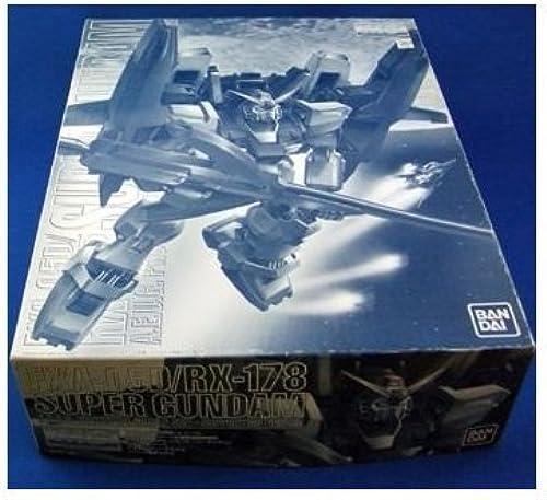 conveniente MG MG MG 1 100Super Gundam revestimiento & Clear Ver. jaf-con9exclusivo  70% de descuento