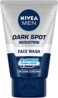 NIVEA MEN Face Wash, Dark Spot Reduction, 100ml