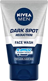 NIVEA MEN Face Wash, Dark Spot Reduction, 100g
