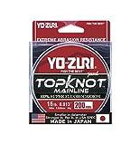 Yo-Zuri Topknot Mainline 1000Yds 16Lbs (0.330mm) Natural Clear