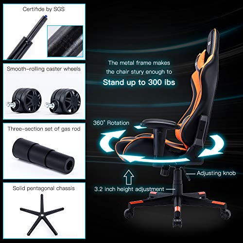Musso Ergonomic Gaming Chair