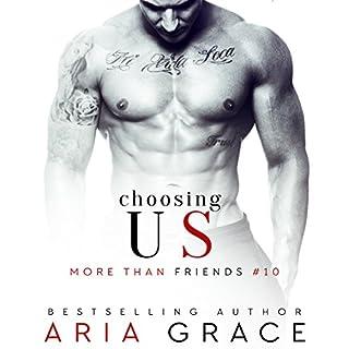 Choosing Us: M/M Romance audiobook cover art