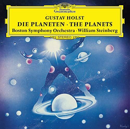 Gustav Holst: The Planets Op. 32 [Vinilo]