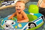 Banzai Baby Car Seat Float, Blue