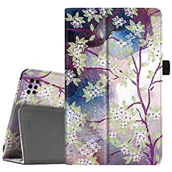 Famavala Folio Case Cover Compatible with 7-Inch Fire 7 Tablet [9th / 7th Generation 2019/2017 Release]  LoveTree