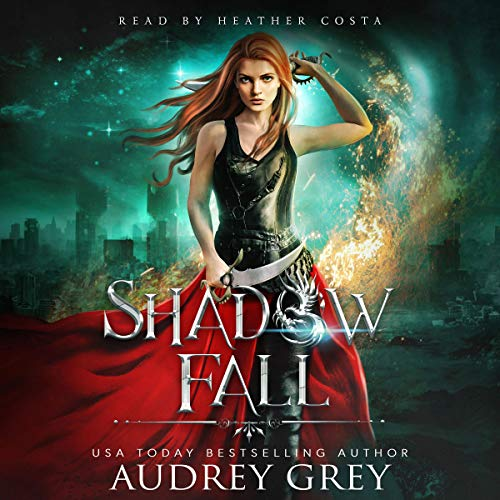 Shadow Fall  By  cover art