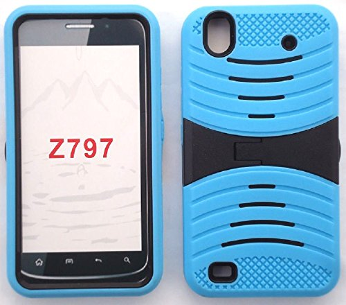 uSKYBLUE/Black Phone Case Cover for ZTE Quartz / Z797C Z797