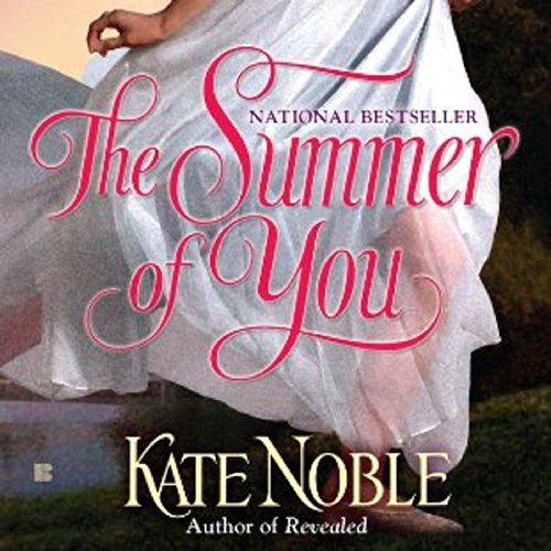The Summer of You audiobook cover art