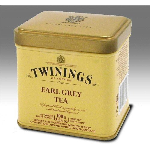 Best Bargain Twinings Earl Grey Tin (6x3.53 Oz)