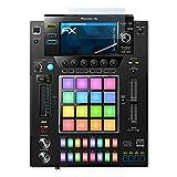 atFoliX Lámina Protectora de Pantalla Compatible con Pioneer DJS-1000 Película Protectora, Ultra...