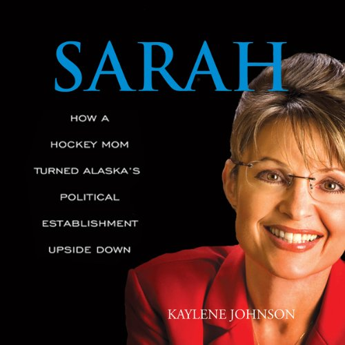 Sarah audiobook cover art