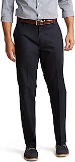 Dockers Men's Classic Fit Signature Khaki Lux Cotton Stretch Pants