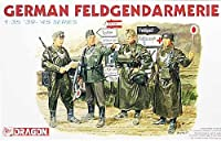 ドラゴン 1/35 ドイツ軍野戦憲兵 6061 プラモデル