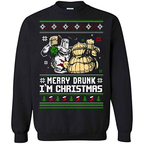 Disable Dark Souls Funny Ugly Christmas Merry Drunk I_m Christmas, Hoodie, Sweater, Long Sleeve, t-Shirt