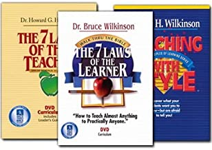 Teaching Series Collection Include Teaching with Style &The Seven Laws of the Teacher &The Seven Laws of the Learner