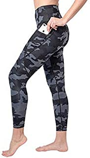 High Waist Ultra Soft Lightweight Capris - High Rise Yoga Pants