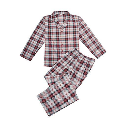 APHT Unisex BTS Bangtan Boys JIN Nachtwäsche Nachthemd Schlafanzug für Army 2-teiliges Pyjama Set Sleepwear Langärmeliger Bluse Schlafanzug