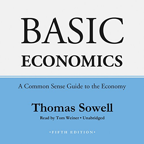Page de couverture de Basic Economics, Fifth Edition