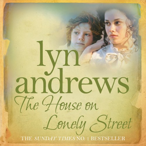The House on Lonely Street audiobook cover art