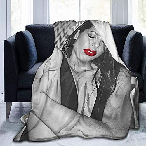 Tengyuntong Manta Ultra Suave Micro Fleece Aaliyah Warm Household s, Micro s, Fashion Printed s y 60 'X50'
