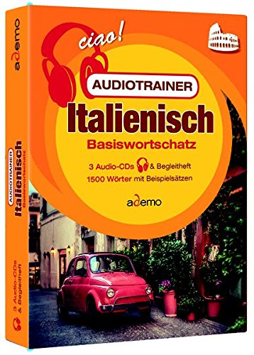 Audiotrainer Basiswortschatz Italienisch