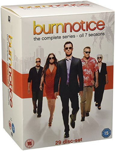 The Complete Series 1-7 (29 DVDs)
