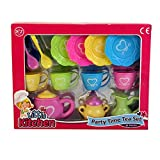A to Z 30016 Tea Set, Multi